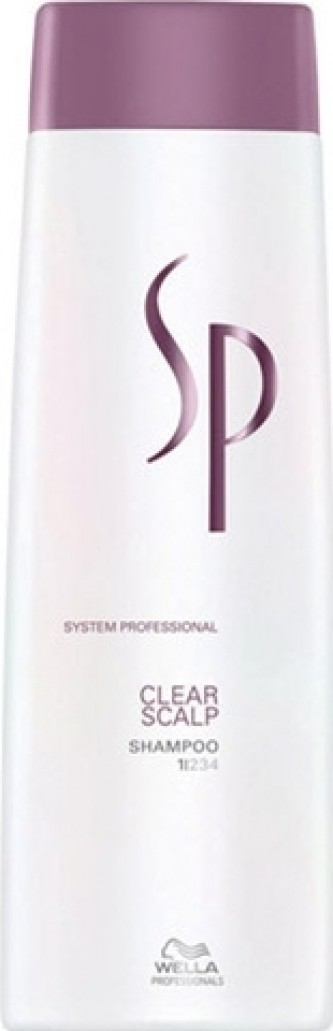 Wella SP Clear Scalp Shampoo 250 ml Šampon proti lupům