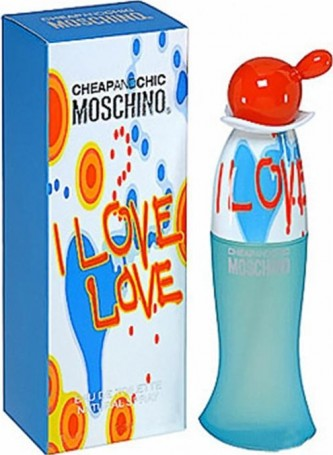 Moschino I Love Love EdT 100 ml