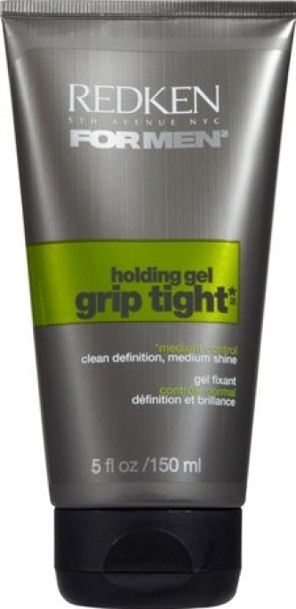 Redken For Men Grip Tight Gel 150 ml Fixační gel