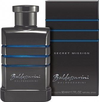 Hugo Boss Baldessarini Secret Mission EdT 50 ml