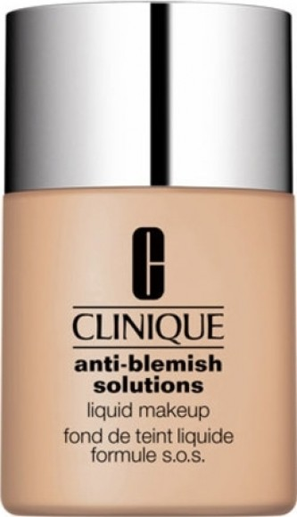 Clinique Anti Blemish Solutions Liquid Makeup Tekući puder za lice 30 ml nijansa 04 Fresh Vanilla