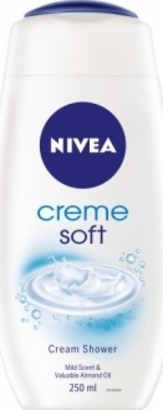 Nivea Creme Soft Gel za tuširanje 250 ml
