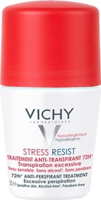 Vichy Antiperspirant roll-on proti nadměrnému pocení (Stress Resist 72H) 50 ml