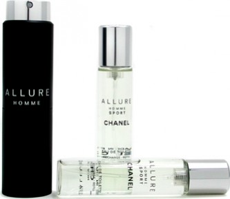 Chanel Allure Homme Sport EdT 3 x 20 ml