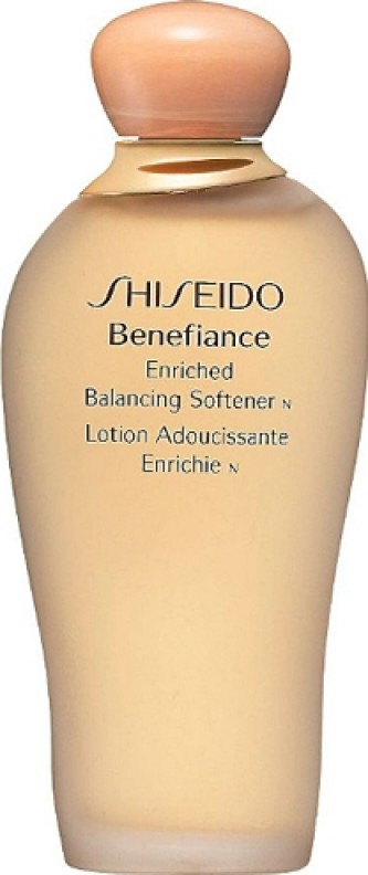 Shiseido BENEFIANCE Enriched Balancing Softener N Anti Dryn Kosmetika 150ml