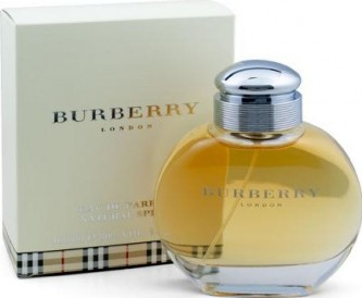 Burberry for Women parfémovaná voda 100 ml