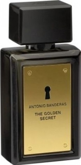 Antonio Banderas The Golden Secret EdT 50 ml