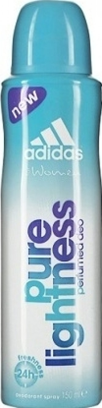 Adidas Pure Lightness Deodorant 150 ml