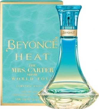 Beyonce Heat The Mrs Carter Show World Tour EdP 100 ml