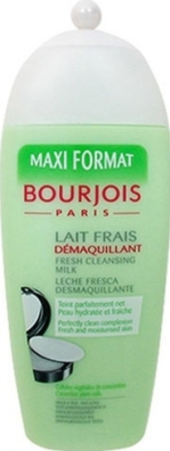 BOURJOIS Paris Fresh Cleansing Milk 250 ml