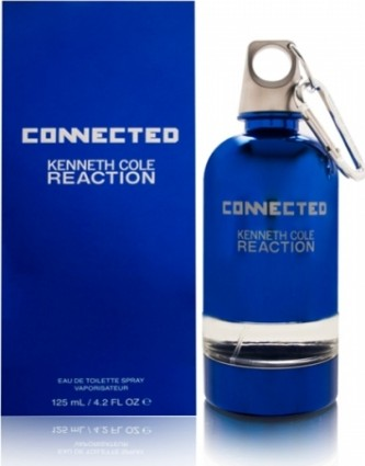 Kenneth Cole Connected Reaction Toaletní voda 125 ml