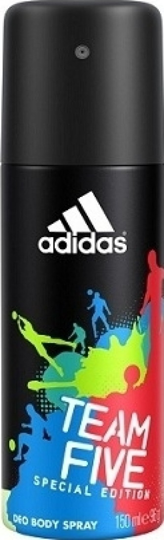 Adidas Team Five Deodorant 150 ml