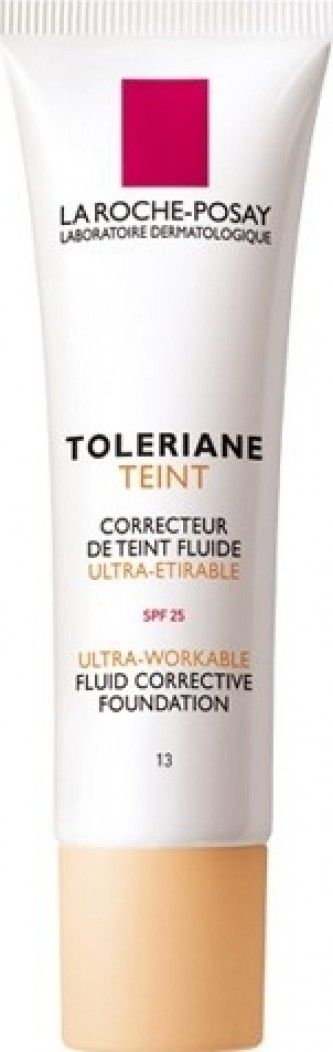 La Roche Posay Fluidní korektivní make-up Toleriane Teint SPF 25 (Fluid Corrective Foundation) 30