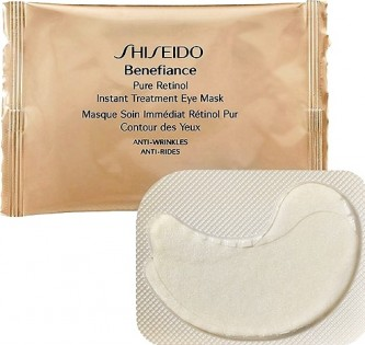 Shiseido BENEFIANCE Pure Retinol Instant Treatment Eye Mask Kosmetika 12x2