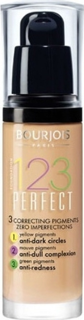 BOURJOIS Paris 123 Perfect Foundation 16 Hour 30 ml