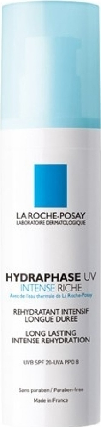 La Roche-Posay Hydraphase UV Intense Riche (Long Lasting Intense Rehydration) Intenzivna i hranjiva