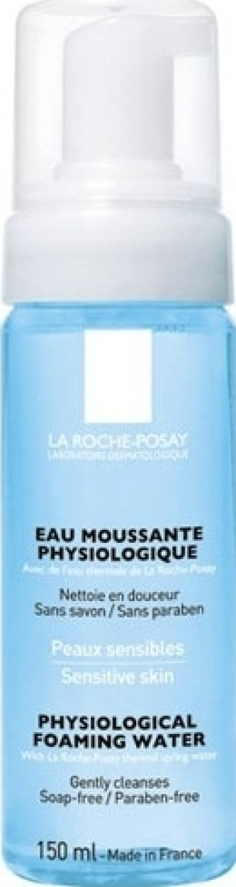 La Roche-Posay Physiologique (Physiological Foaming Water) Pjenasta tekućina za čišćenje lica 150 ml