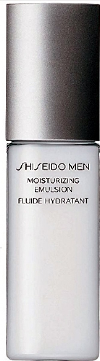 Shiseido MEN Moisturizing Emulsion pour Homme Kosmetika 100ml