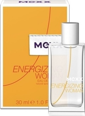 Mexx Energizing Woman EdP 30 ml