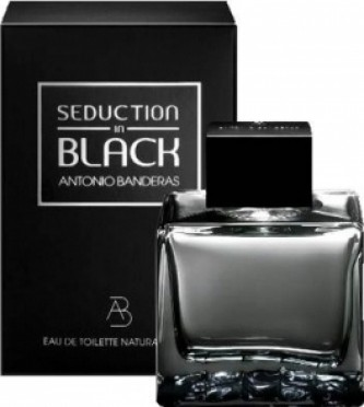 Antonio Banderas Seduction in Black Toaletní voda 200 ml