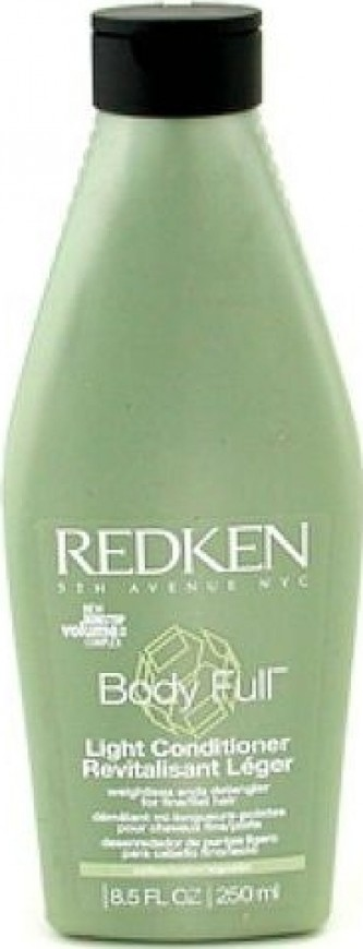 Redken Body Full Light Conditioner Regenerator za raščešljavanje normalne kose 250 ml