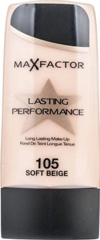Max Factor Lasting Performance Make-Up Dugotrajni tekući puder za lice 35 ml nijansa 105 Soft Beige