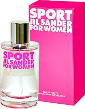 Jil Sander Sport for Women EdT 50 ml
