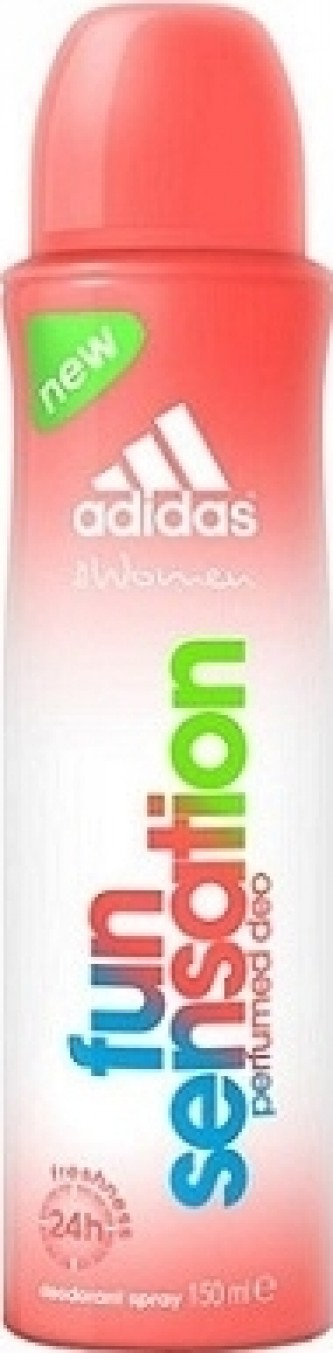 Adidas Fun Sensation Deodorant 150 ml