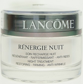 Lancome Renergie Nuit Anti-Wrinkle Kosmetika 50ml