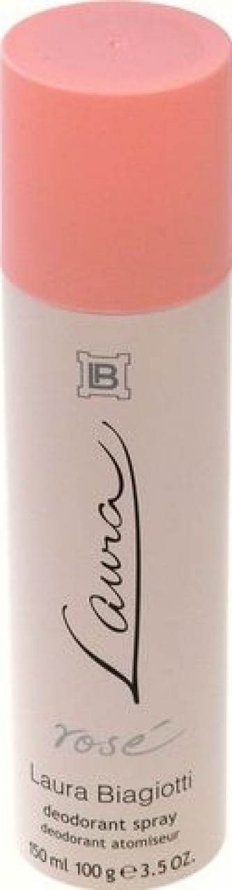 Laura Biagiotti Laura Rose Deodorant 150 ml