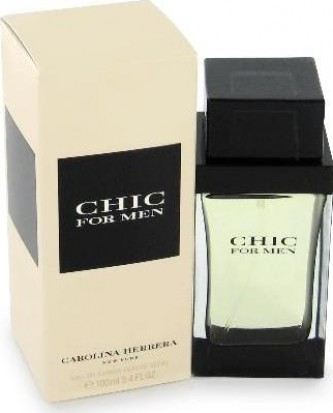 Carolina Herrera Chic for Men EdT 100 ml
