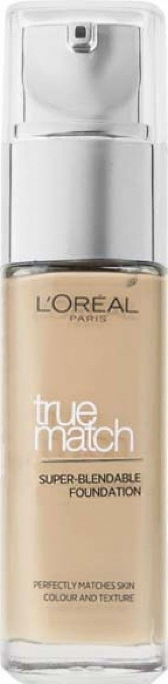 Loreal Paris Tekutý make-up True Match 30 ml (Beige Doré (W3))