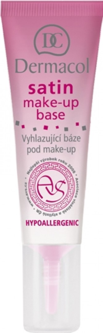 Dermacol Vyhlazující báze pod make-up (Satin Make-up Base) 10 ml